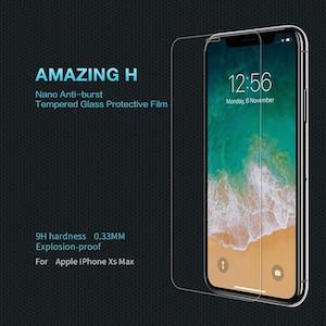 Защитное стекло Nillkin  для iPhone 11 Pro Max/Xs Max прозрачное