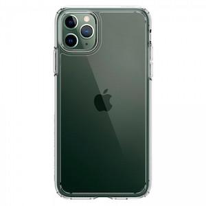 Оригинальный чехол SPIGEN для iPhone 11 PRO- прозрачный