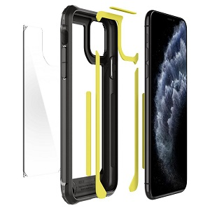 SPIGEN GAUNTLET для Apple iPhone 11 PRO MAX Gunmetal