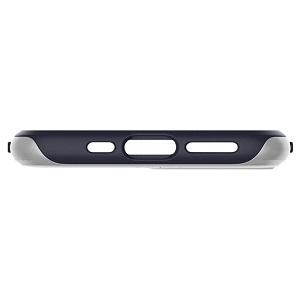 Оригинальный чехол Spigen Neo Hybrid на iPhone 11 Pro Max Satin Silver
