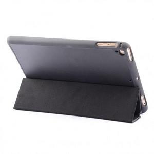 Чехол-книжка  с держателем для стилуса на iPad - черный