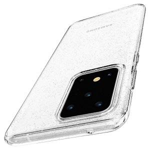 оригинальный чехол Spigen Liquid Crystal для Samsung Galaxy S20 Ultra